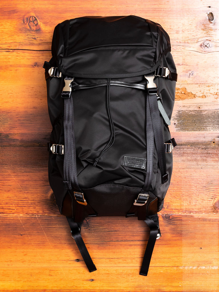 Lightning Backpack in Black