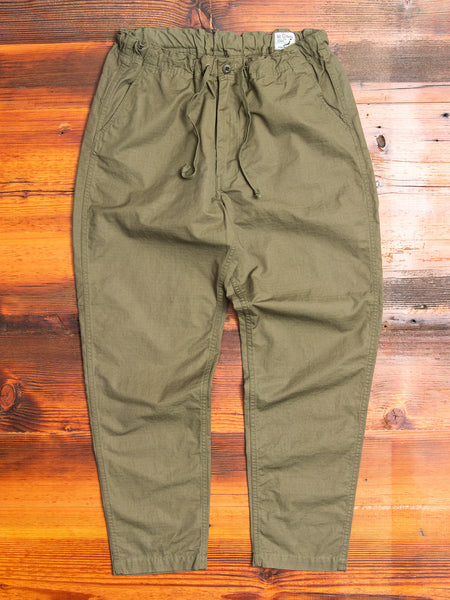 New Yorker Pants in Army Ripstop