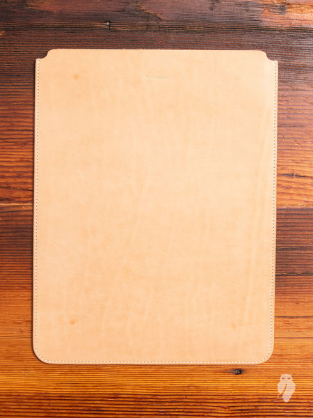 13 Inch Laptop Sleeve in Natural