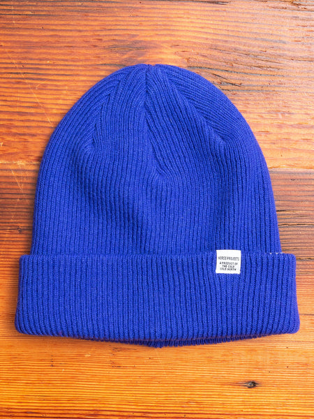 Norse Beanie in Twilight Blue