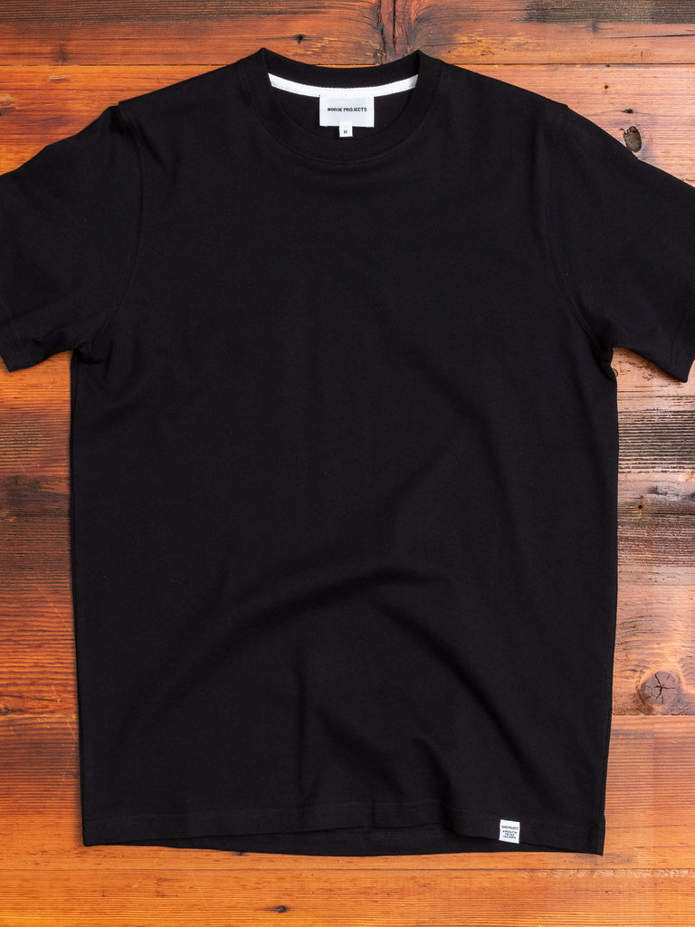 Niels Standard T-Shirt in Black