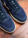 V-10 Sneaker in Nautico Pierre Midnight