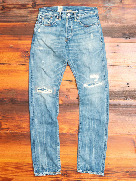 """Crisfield Wash""  11.5oz Selvedge Denim - Slim Fit"