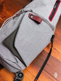 Game Shoulder Bag in Grey