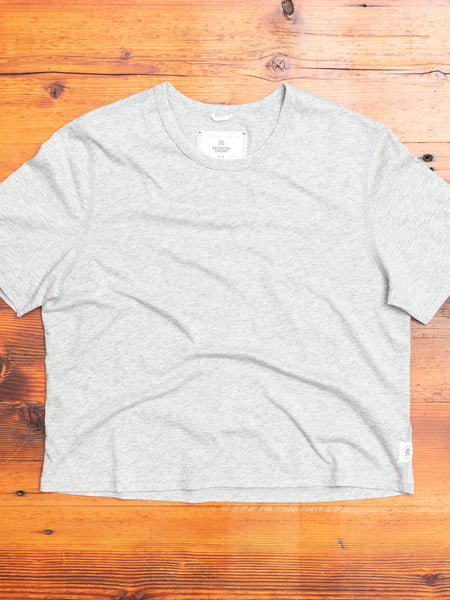 Women's Box Fit T-Shirt in Heather Grey