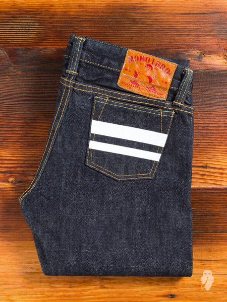"7005SP ""Going to Battle"" 15.7oz Women's Selvedge Denim - Tight Straight Fit"
