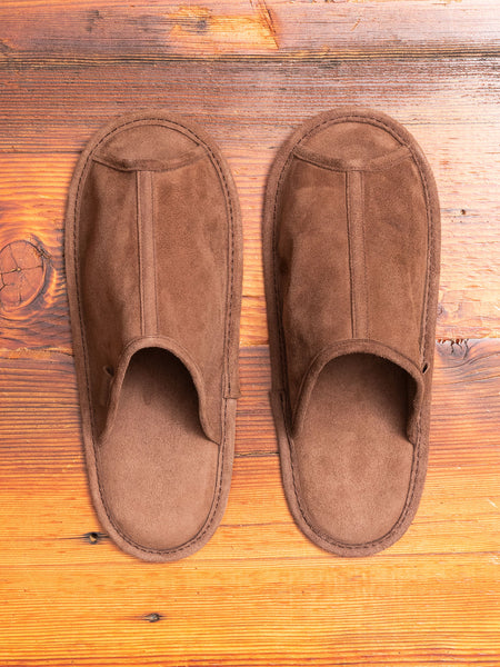 Trip Slipper in Brown