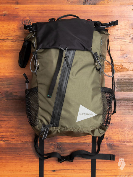 30L Backpack in Olive