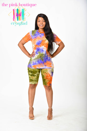 24/7 Tie Dye Chill Set - 2 Colors Available