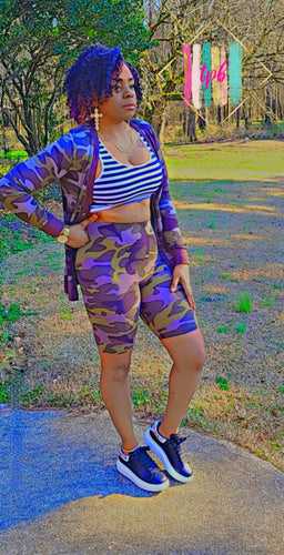 Blessing in Disguise 2pcs Camo Set - Reg & Plus