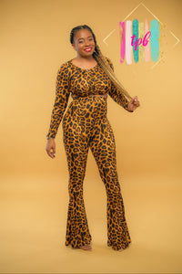 Jungle Cat 2pcs Set