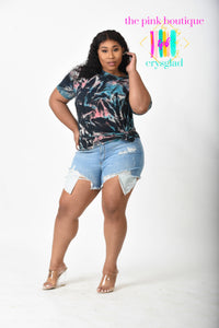 My Size Cuh Convertible T-Shirt/Dress