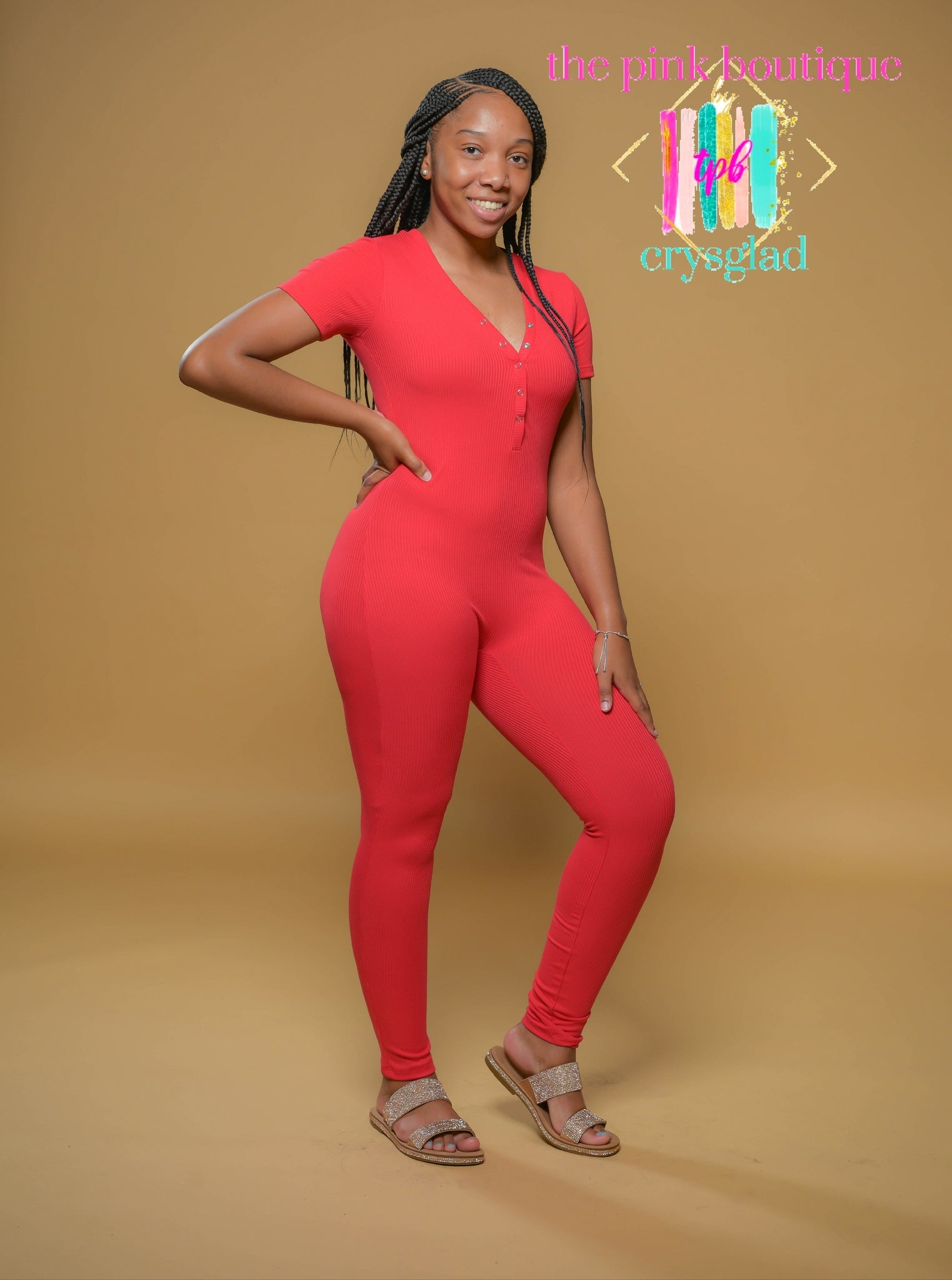 Bae-Sically Jumpsuit