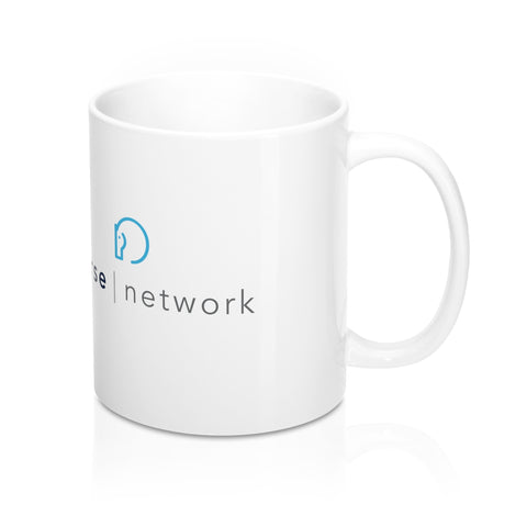 Horse Network Coffee Mug