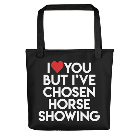Phyllis Stein I Love You But.... Essentials Tote