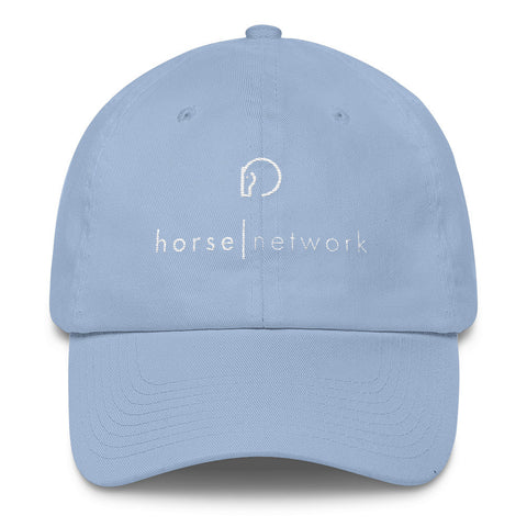 Horse Network Full Logo Cap
