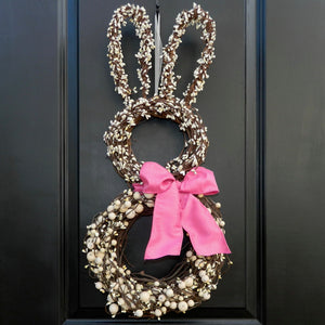 Original Bunny Wreath