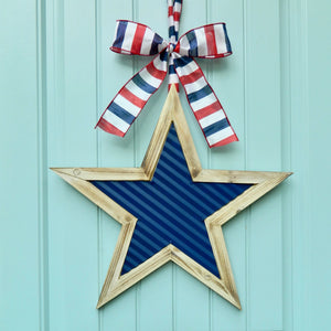 Star Wreath Alternative