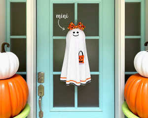 Halloween Ghost Door Hanger