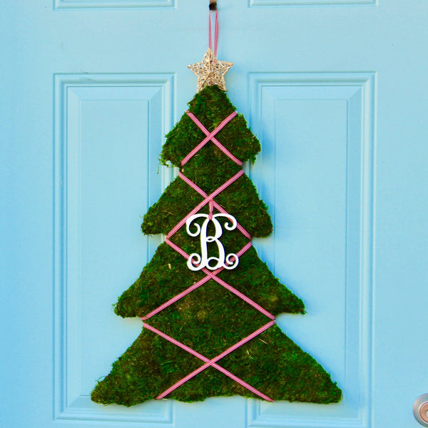 Christmas Door Decoration - Christmas Wreath