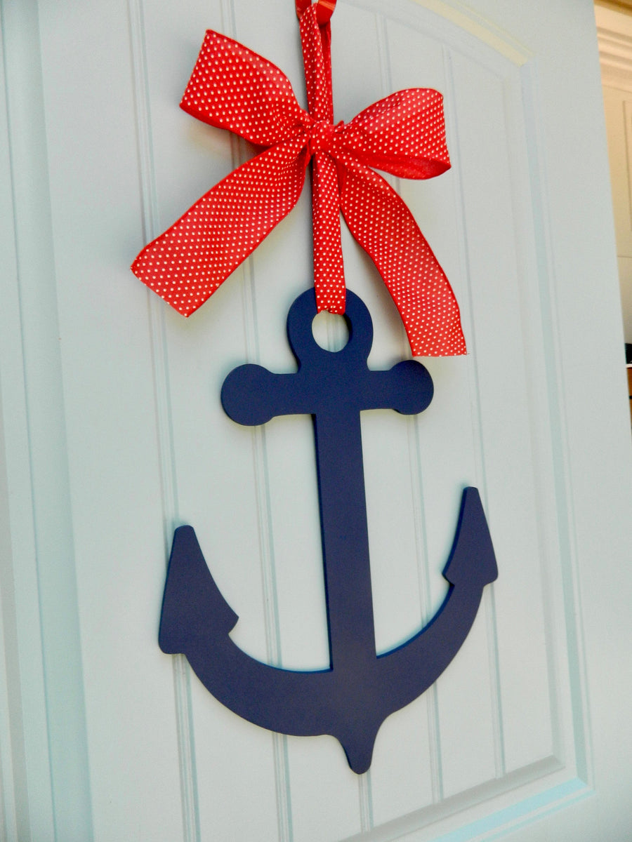 Anchor Wreath Alternative