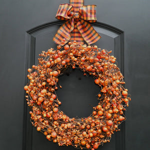 Wreath Wrap Door Hanger