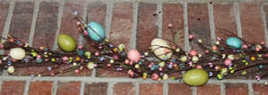 Spring Easter Egg Garland