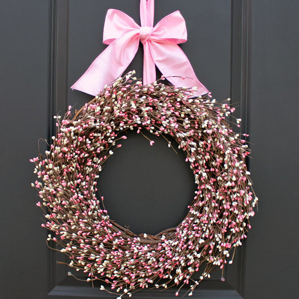 Pip Berry Wreath