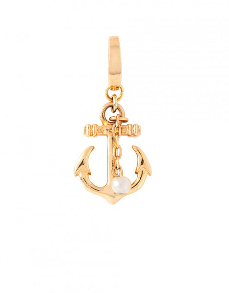 Anchor Charm Pearl