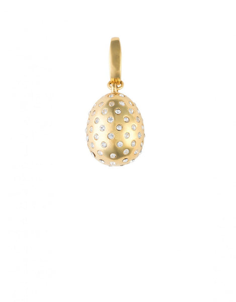 Bauble Charm Swiss Dot