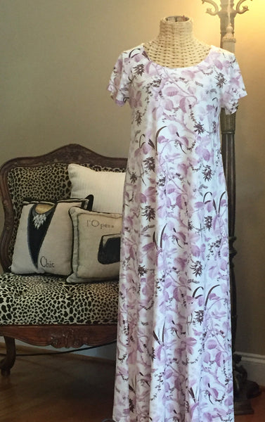 Crabtree & Evelyn Short Sleeve Sleep Gown
