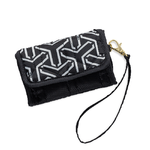 Cell Phone Wristlet Jet Set Black