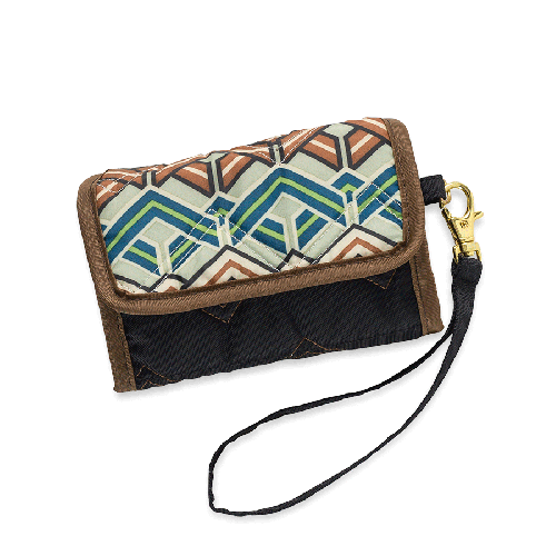Cell Phone Wristlet Ravinia Black