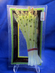 Peggy Karr Handcrafted Art Glass Veggies