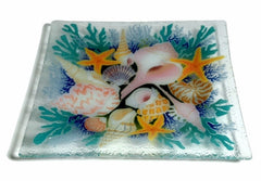 Peggy Karr Handcrafted Art Glass Seashells
