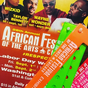 African Festival of the Arts Chicago