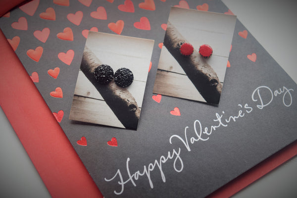 valentones day, heart jewelry, valentines diy