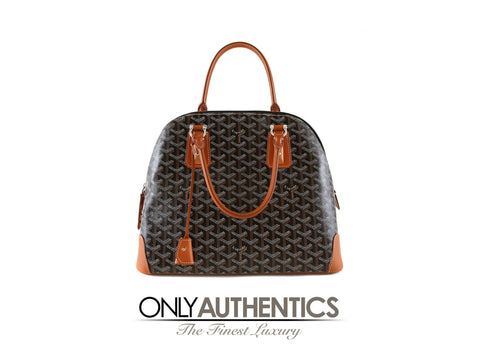 Black Monogram Vendome Bag