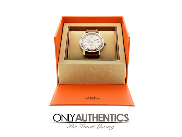 Hermès Unisex Chronograph Watch