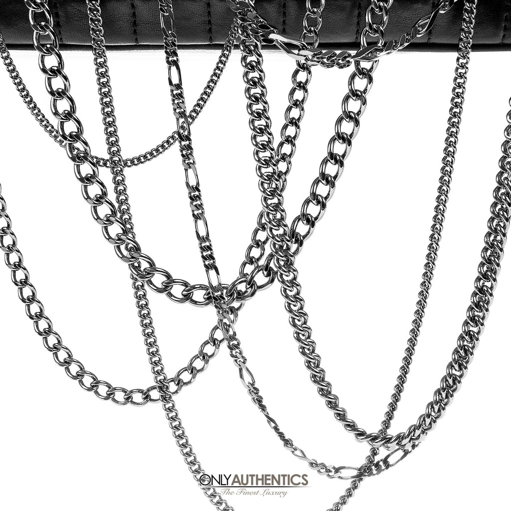 ways purse chanel chains around chain youtube watch