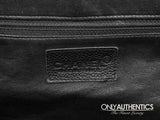 Chanel Black Caviar Leather XXL Traveler Bag