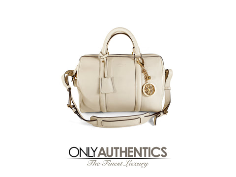 Louis Vuitton Ivory Leather Sophia Coppola SC Bag