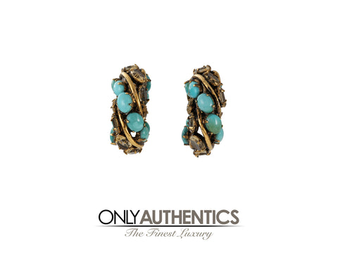 Iradj Moini Turquoise Earrings