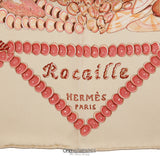 Hermès  Rocaille 90 cm Silk Scarf Saint Barth Boutique Ltd. Edition