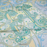 H Comme Histoires 90 cm Silk Scarf