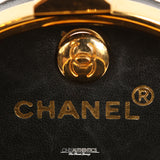 Chanel Gold Sequin Vintage Evening Bag