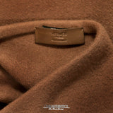 Hermès  Brown Cashmere XXL  Shawl