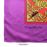 Charvet Place Vendome Silk Scarf