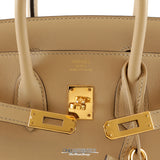 Hermès Trench Swift Leather 25 cm Birkin