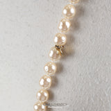 Chanel Baroque Pearl Single Strand Necklace